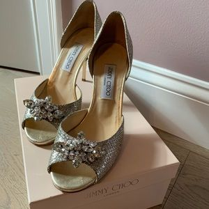 Authentic Jimmy Choo shoes, size 39